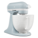 ПЛАНЕТАРНЫЙ МИКСЕР KitchenAid ARTISAN ЮБИЛЕЙНАЯ СЕРИЯ HERITAGE MISTY BLUE 4.8 Л, ГОЛУБОЙ ТУМАН, 5KSM180RCEMB