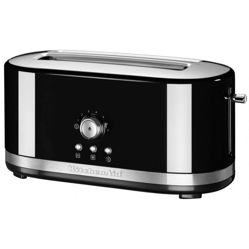 Тостер KitchenAid Artisan, черный, 5KMT4116EOB