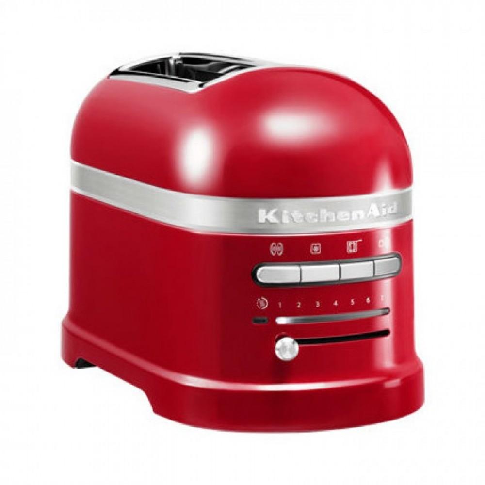 Тостер KitchenAid Artisan, красный, 5KMT2204EER