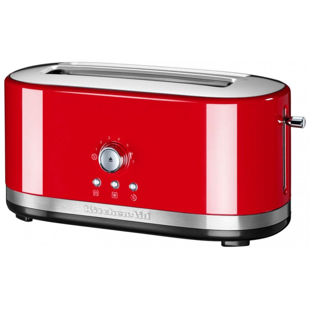 Тостер KitchenAid Artisan, красный, 5KMT4116EER