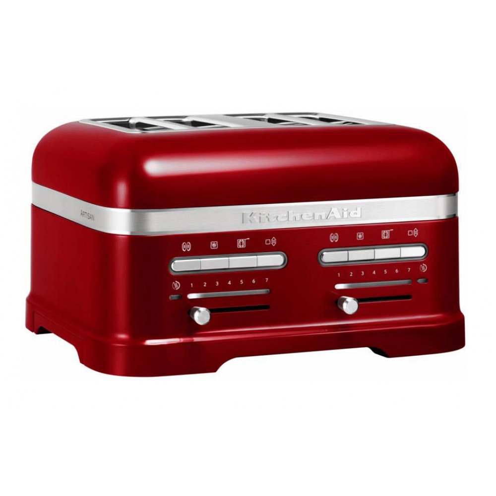 Тостер KitchenAid Artisan для 4 тостов, карамельное яблоко, 5KMT4205ECA фото