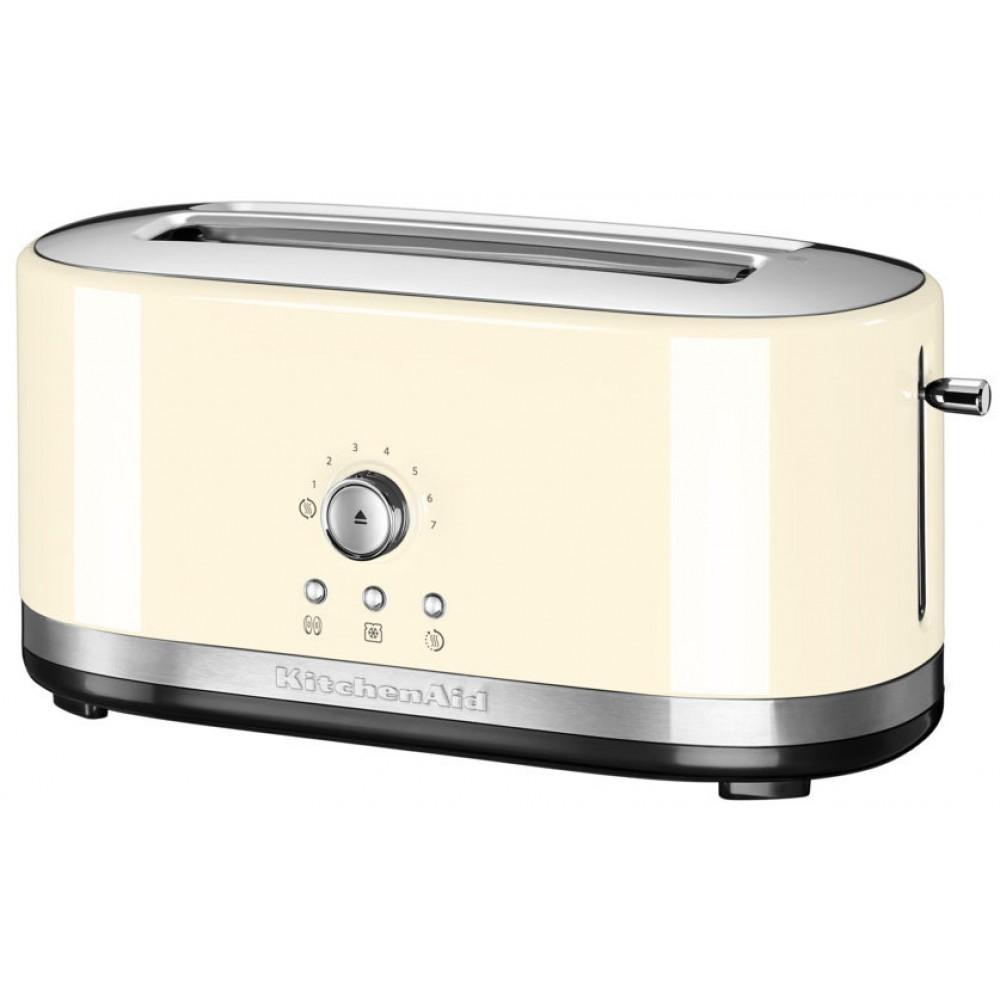 Тостер KitchenAid Artisan, кремовый, 5KMT4116EAC