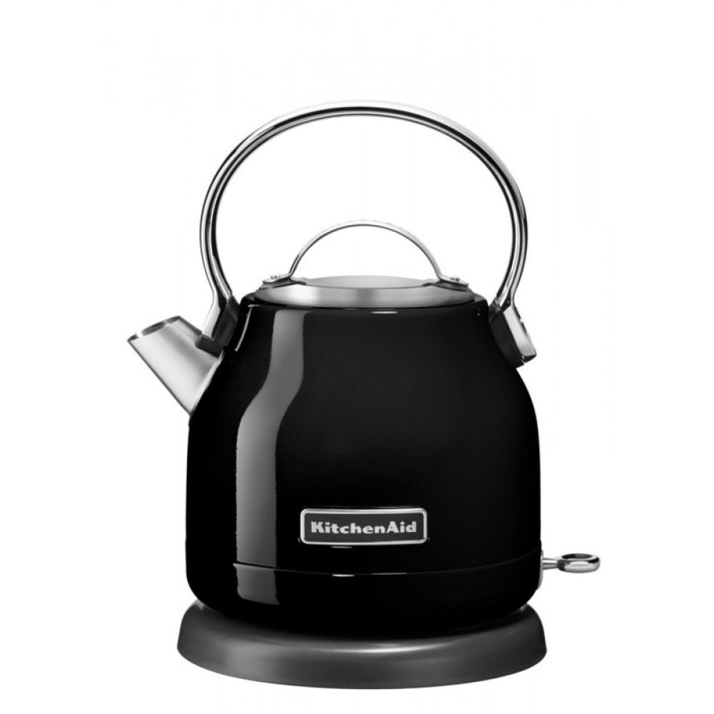 Чайник KitchenAid, черный, 5KEK1222EOB