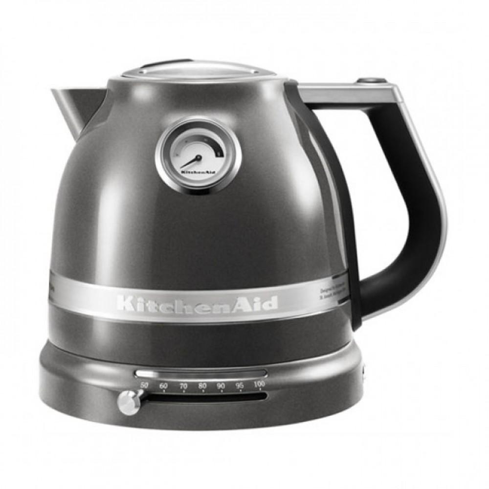 KitchenAid Чайник KitchenAid ARTISAN, серебряный медальон, 5KEK1522EMS