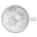 Цитрусовая насадка-соковыжималка KitchenAid, 5KFP13CR,  для комбайна KitchenAid 3,1л