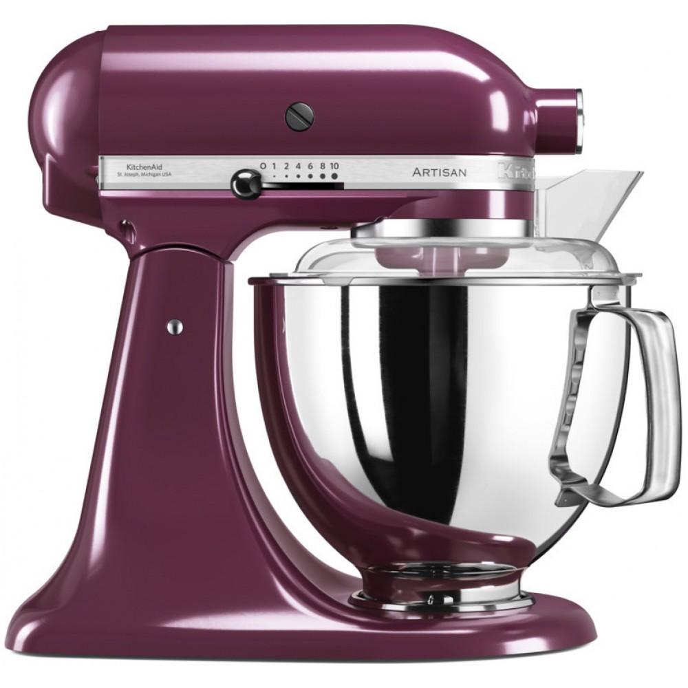Планетарный Миксер KitchenAid ARTISAN 4.8 л, фиолетовый,