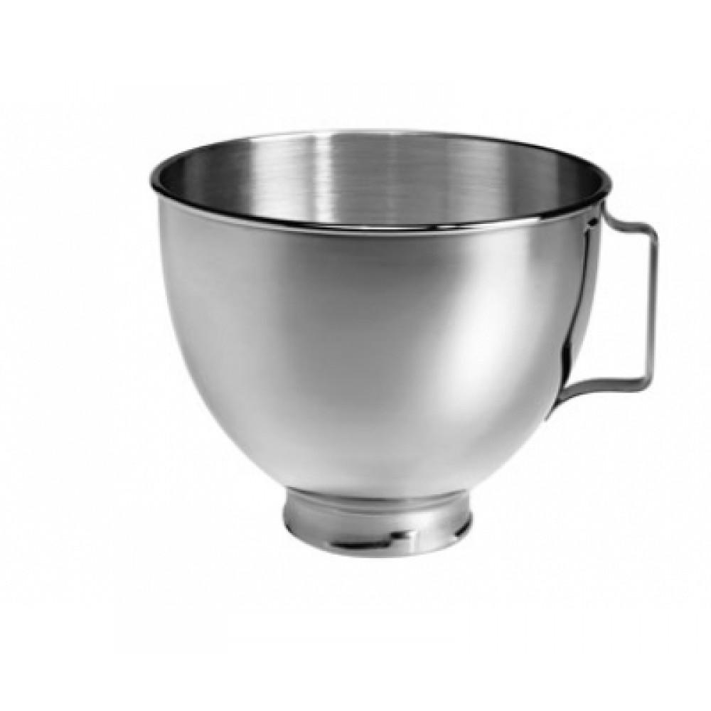Фото - KitchenAid Чаша с ручкой 4,28 л KitchenAid, K45SBWH kitchenaid чаша для мороженого kitchenaid kica0wh
