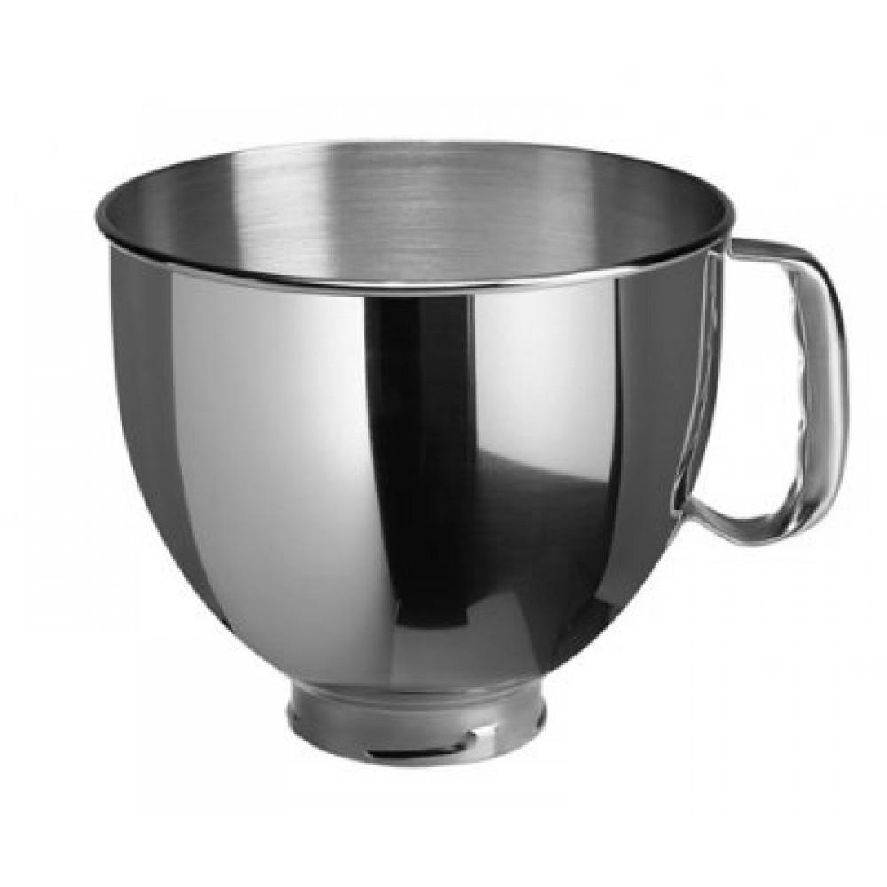 kitchenaid чугунная кастрюля 3 77 л 24 см черная kcpi40crob kitchenaid KitchenAid Чаша с ручкой 4,83 л KitchenAid, 5K5THSBP
