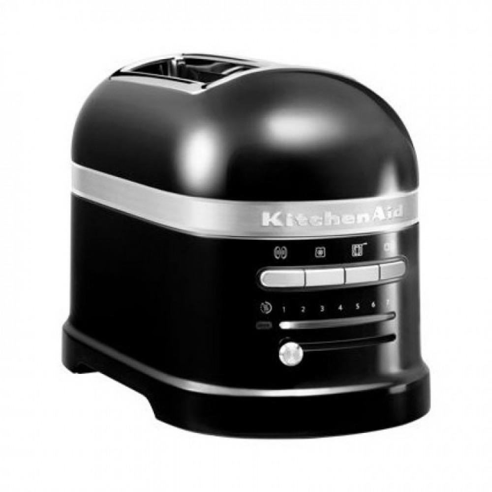 Тостер KitchenAid Artisan, черный, 5KMT2204EOB фото