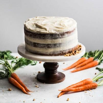 """Мастер-класс """"Домашняя выпечка - Морковный торт"""""""