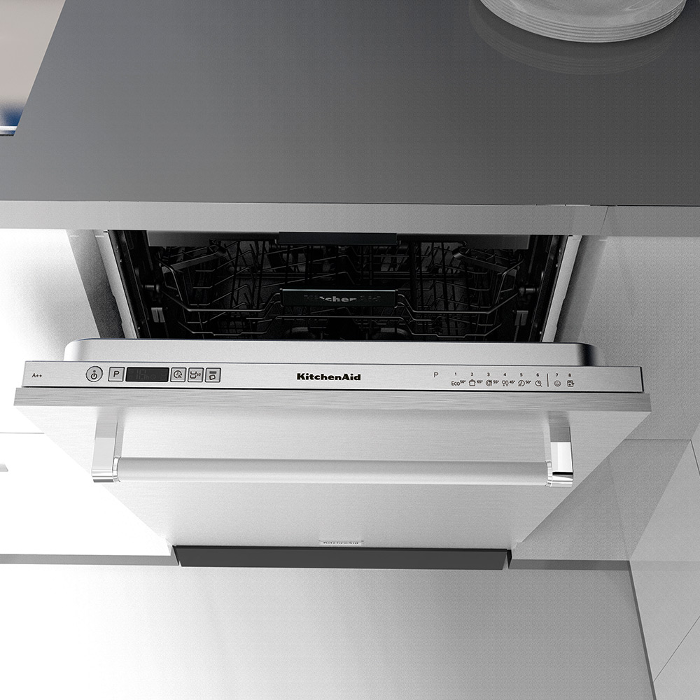 Посудомоечная машина KitchenAid, KDSCM 82100 фото