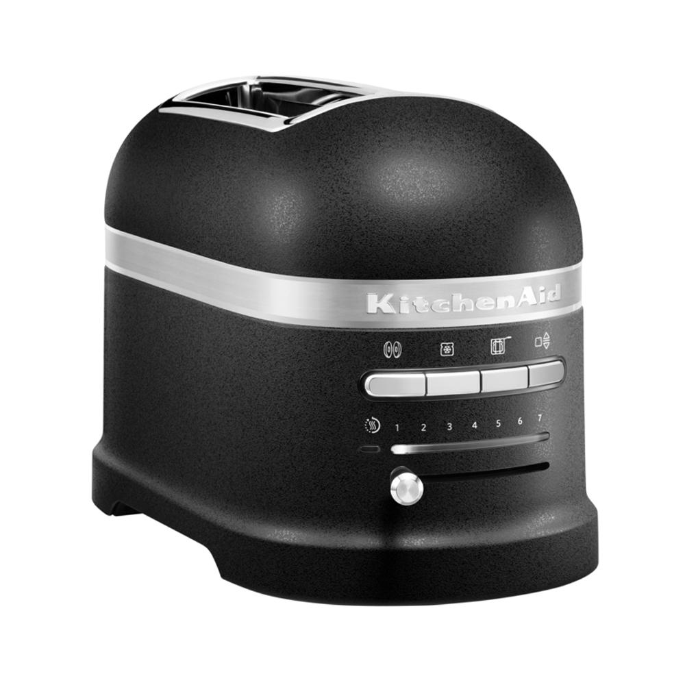 Тостер KitchenAid Artisan, черный чугун, 5KMT2204EBK