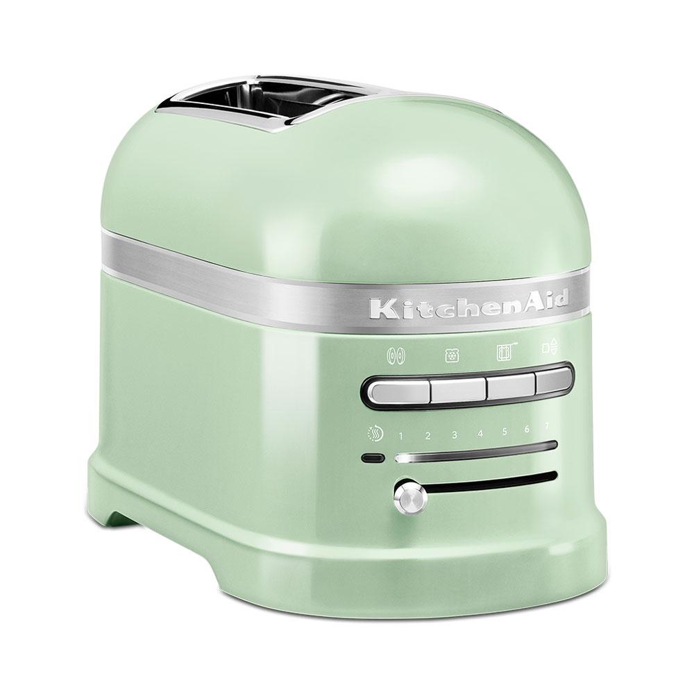 Тостер KitchenAid Artisan, фисташковый, 5KMT2204EPT