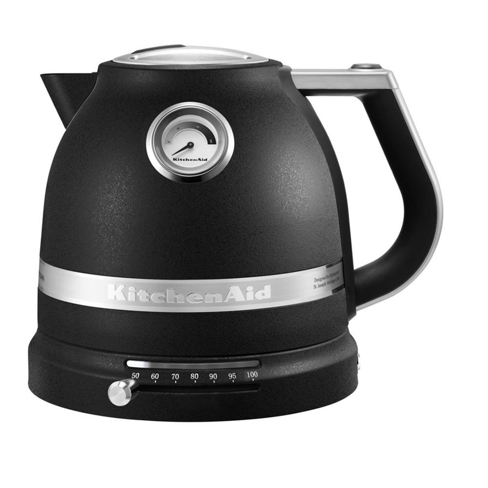 Чайник KitchenAid ARTISAN, черный чугун, 5KEK1522EBK