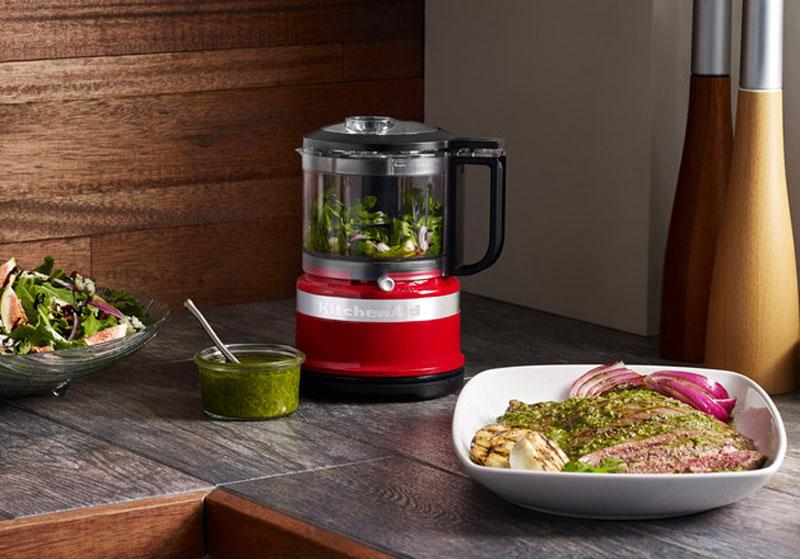 Комбайн кухонный мини KitchenAid 5KFC3516